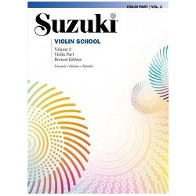 Suzuki violin school volume 2