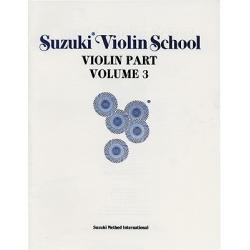 Shinichi Suzuki - Violin School (Vol. 3).