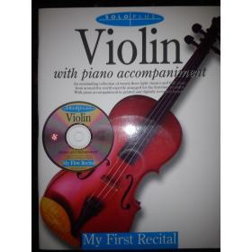 Solo plus - violin with piano accompaniment