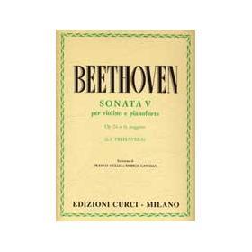 Beethoven - sonata 5 per violino e pianoforte.