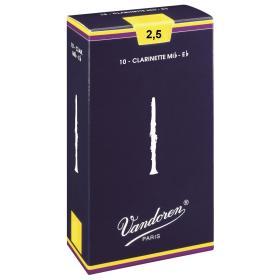 CONF 10 ANCE VANDOREN CR1125 CLARINO MIB 2,5