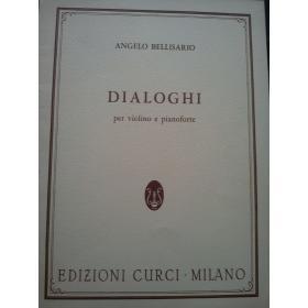 Bellisario - dialoghi per violino e pianoforte