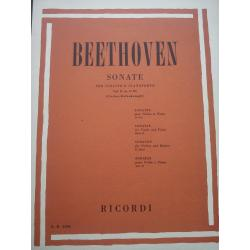Beethoven - sonate per violino e pianoforte vol 2