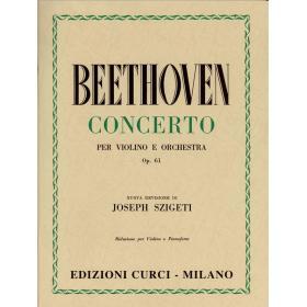 Beethoven - concerto per violino e orchestra