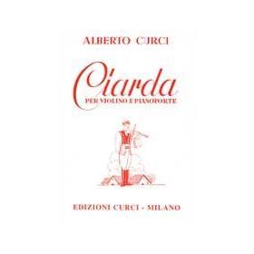 Curci - Ciarda per violino e pianoforte