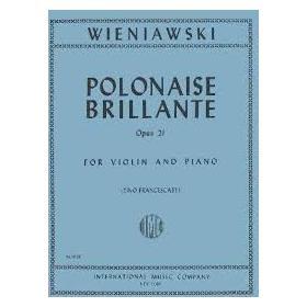 Wieniawski - Polonaise brillante op 21
