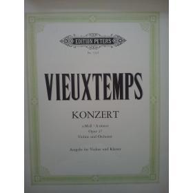 Vieuxtemps - Konzert