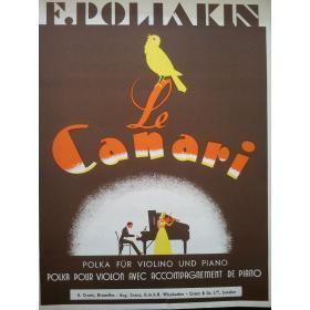Poliakin - Le canari