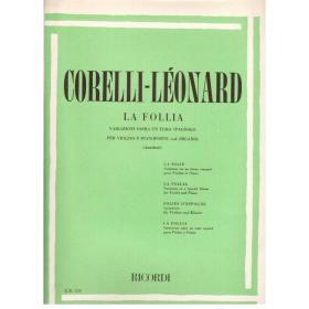 Corelli - Leonard - la follia