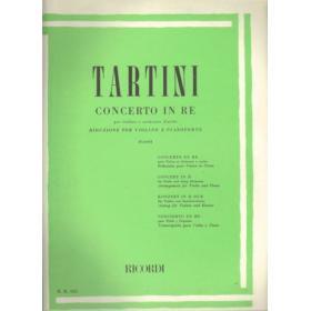 Tartini - concerto in re
