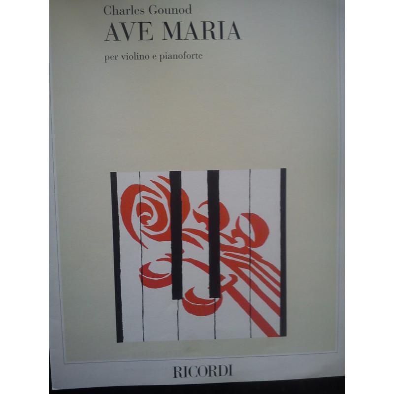 Gounod - Ave Maria per violino e pianoforte