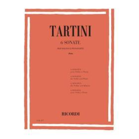 Tartini - 6 sonate per violino e pianoforte