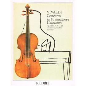 Vivaldi - concerto in fa maggiore