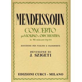 Mendelssohn - concerto per violino e orchestra