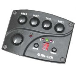 PREAMP BELCAT ELAN 4TN CON ACCORDATORE