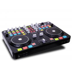 CONTROLLER USB DJTECH I-MIX RELOAD MKII BLACK