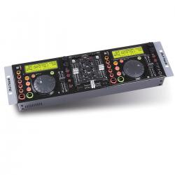 DOPPIO MEDIA PLAYER + MIXER DJTECH U1_STATION
