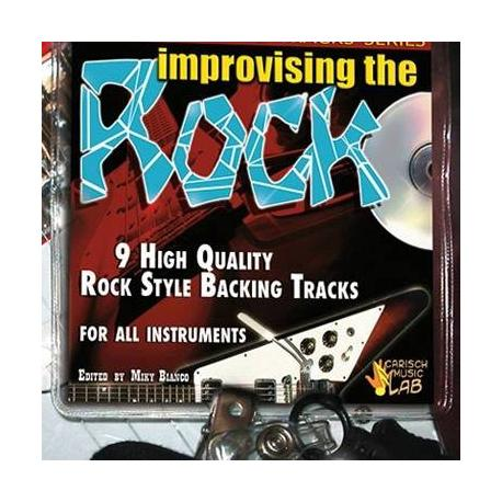 AAVV - improvising the Rock