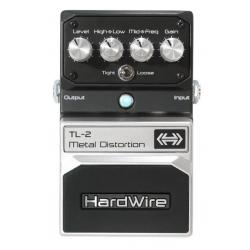 PEDALE HARDWIRE TL-2 METAL DISTORTION