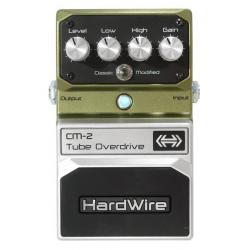PEDALE HARDWIRE CM-2 TUBE OVERDRIVE