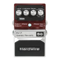 PEDALE HARDWIRE RV-7 STEREO REVERB