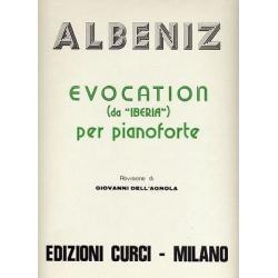 Albeniz - Evocation
