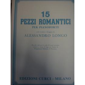 Alessandro Longo – 15 pezzi romantici