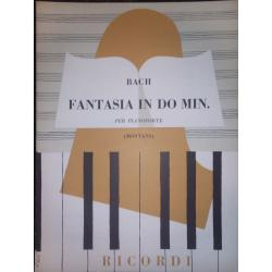 Bach - fantasia in do minore