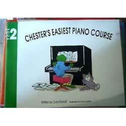 Carol Barrat - Chester's easiest piano course.
