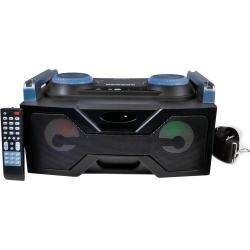 MYDJ CREED 10 - Box a led amplificato con batteria.