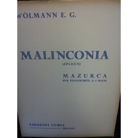 Wolmann E.G. - Malinconia