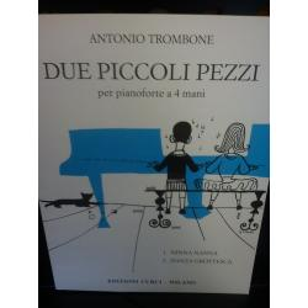 Antonio Trombone – Due piccoli pezzi