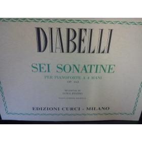 Diabelli – Sei sonatine op 163