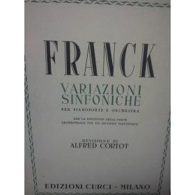 Franck – Variazioni sinfoniche