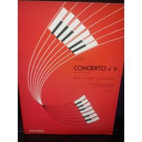 Liszt – Concierto n.2