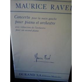Maurice Ravel – Concerto