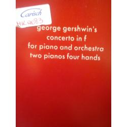 George Gershwin's concerto in f