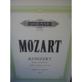 Mozart – Konzert kv 467