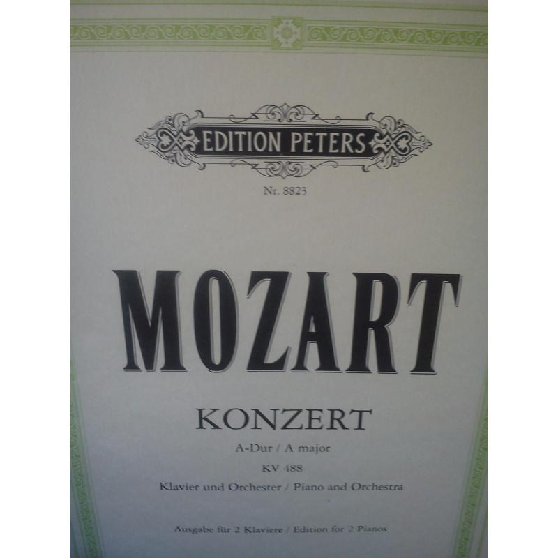 Mozart – Konzert in a dur