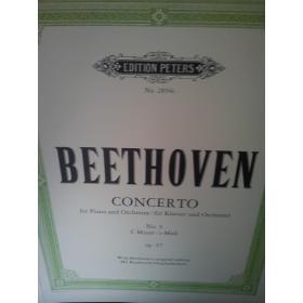 Beethoven – Concerto op 37