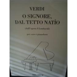 Verdi – O signore del tetto natio