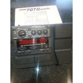 USATO: ZOOM 707 II - Pedaliera multieffetto per chitarra