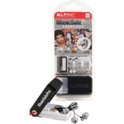 SET EARPLUG ALPINE MUSICSAFE PRO MKIII SILVER EDITION