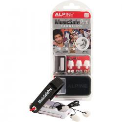 SET EARPLUG ALPINE MUSICSAFE PRO MKIII WHITE EDITION