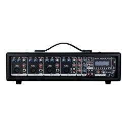 MIXER AMPLIFICATO SOUNDSATION PMX-4MKII CON MP3