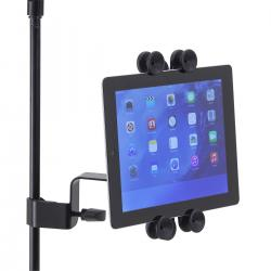 SUPPORTO SOUNDSATION TABSTAND-200 UNIVERSALE PER IPAD/TABLET CON AGGANCIO ASTA