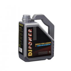 TANICA 4,5L LIQUIDO PER HAZE & SMOKE MACHINE