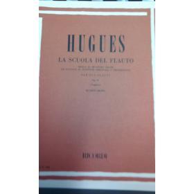 Hugues – la scuola del flauto quarto grado op 51