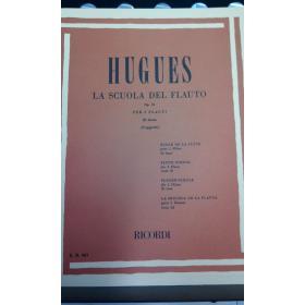 Hugues – la scuola del flauto terzo grado op 51