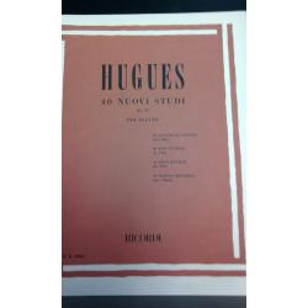 Hugues – 40 nuovi studi op 75